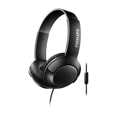 image Philips BASS+ SHL3075BK - Casque Filaire - Noir