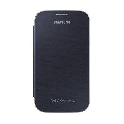 image Coque smartphone Samsung FOLIO NOIR POUR SAMSUNG GALAXY GRAND