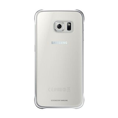 image Samsung Clear Cover Etui pour Samsung Galaxy S6 transparent