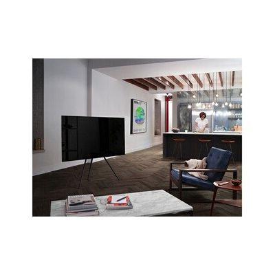 """image produit Samsung VG-STSM11B Portable Flat Panel Floor Stand Marron 165,1 cm (65"""") - Socles d'écrans Plats (TV, 139,7 cm (55""""), 165,1 cm (65""""))"""