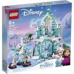 Jouet Lego 43172 Disney Princess - Le palais des glaces magique d'Elsa - livrable en France