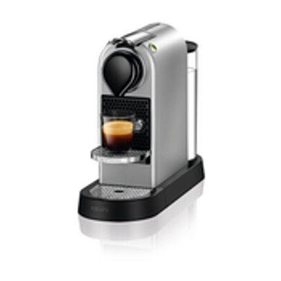 image Krups Nespresso Citiz Cafetière à dosettes Silver YY4118FD