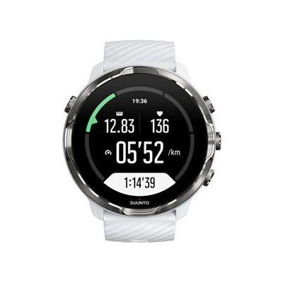 image Suunto 7 Smartwatch Polyvalent pour le Sport et l'Usage Quotidien, et Wear OS by Google