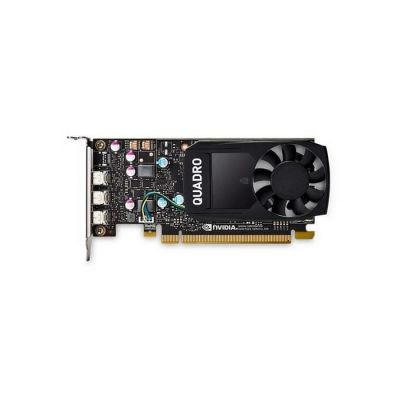 image Dell NVIDIA Quadro P400 - Carte Graphique - Quadro P400-2 Go - 3 x Mini DisplayPort - pour Precision 5820 Tower, 7820 Tower, 7920 Rack, 7920 Tower