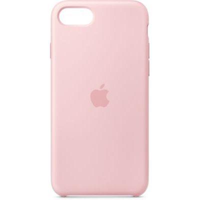 image Apple Coque en silicone (pour iPhone SE) - Rose des sables