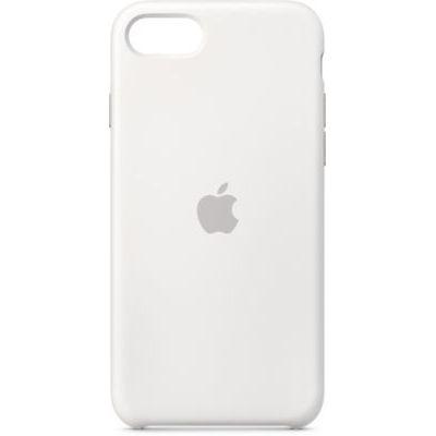 image Apple Coque en silicone (pour iPhone SE) - Blanc