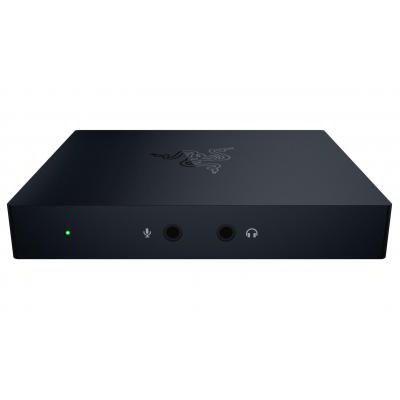 image Razer Ripsaw HD – Carte d'Enregistrement de Jeu - Capture Card, 1080P/4K 60fps Passthrough, HDMI 2.0 & USB 3.0
