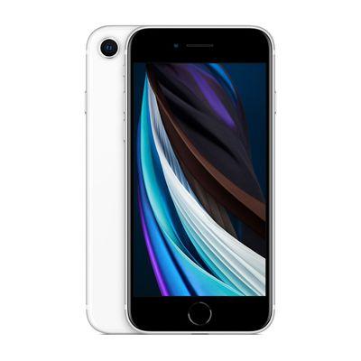 image Apple iPhone SE (128Go) - Blanc (2020)