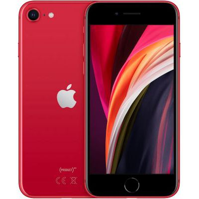 image Apple iPhone SE (128 Go) - (PRODUCT)RED (2020)