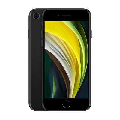 image Apple iPhone SE (64 Go) - Noir (2020)