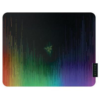 image Razer Sphex V2 Mini - Tapis de Souris Gaming Mousepad, Compatible Souris Laser & Optique Laser, Ultra mince, Finition en polycarbonate et Nouveau Design Chroma