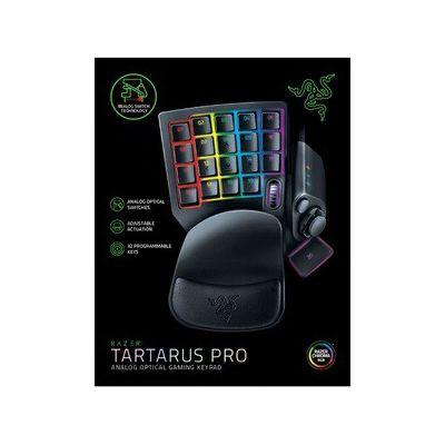 image Razer Tartarus V2 - Keypad Gaming à touches optical (32 touches entièrement programmables, Rétroéclairage RGB Chroma & toute nouvelle méca-membrane) Noir