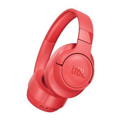 image JBL Tune 700BT – Casque Bluetooth Sans Fil – Appels Stéréo Mains Libres – Léger et Pliable – Autonomie Pendant 27 hrs – Bluetooth, Coral