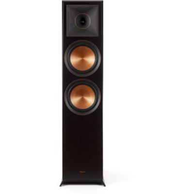 image Klipsch RP-8000F Haut-Parleur 150 W Noir avec Fil - Hauts-parleurs (avec Fil, 150 W, 32-25000 Hz, 8 Ohm, Noir)