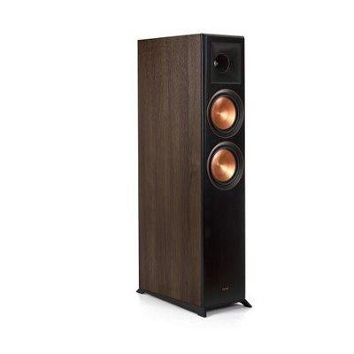 image Klipsch RP-6000F Haut-Parleur 125 W Noir avec Fil - Hauts-parleurs (avec Fil, 125 W, 34-25000 Hz, 8 Ohm, Noir)
