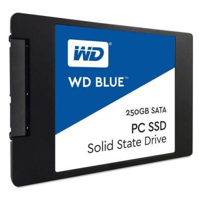 "image WD Blue™ 250 Go 2,5""/7 mm WDS250G1B0A"