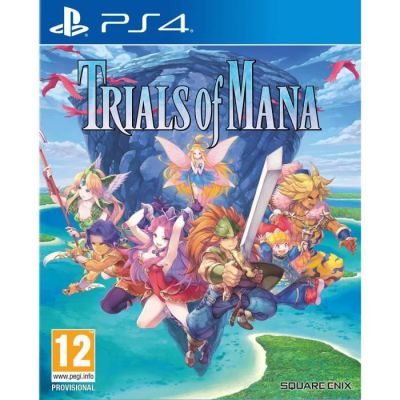 image Trials of Mana pour PS4