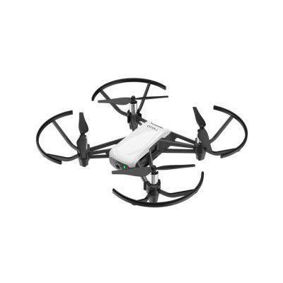 image Ryze DJI Tello Mini drone idéal pour les Courtes vidéos avec EZ shot, Lunettes VR et Compatibilité avec les Contrôleurs de Jeu, Transmission HD 720p et Portée de 100 Mètres