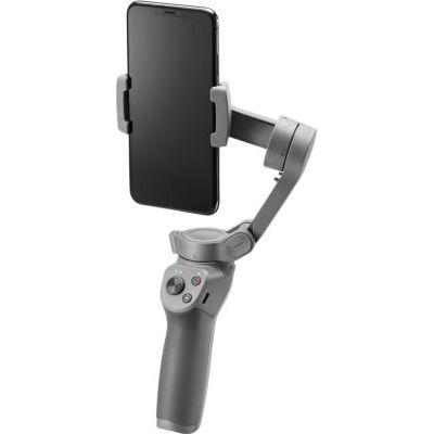 image DJI Osmo Mobile 3 - Stabilisateur de Cardan 3 Axes Compatible avec iPhone et Smartphone, Design Léger et Portable, Prise de vue Stable, Contrôle Intelligent
