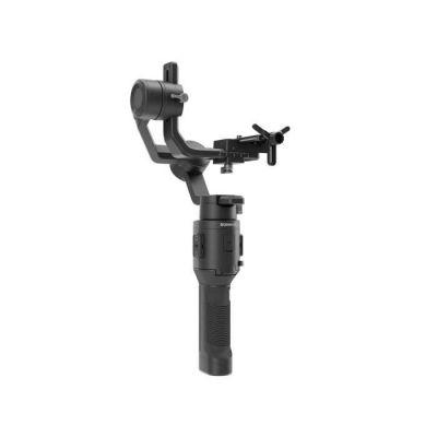 image DJI Ronin-SC Gimbal - Support de Caméra pour Prises Dynamiques, Fonctions Intelligentes, Panorama, Timelapse, Motionlapse, Motion Control, ActiveTrack 3.0, Supporte jusqu'à 2kg