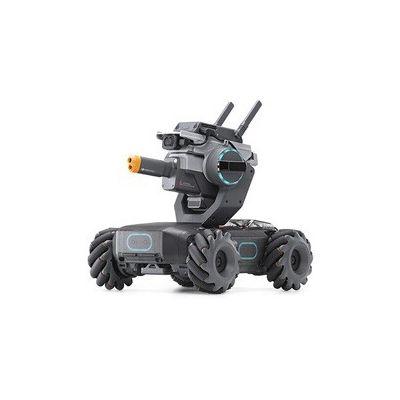 image DJI RoboMaster S1, Support Éducatif, Construire Soit-Même, IA, Programmation Scratch et Python, Robotique, Multiples Modes de Combats, Conçu pour Gagner, DJIRMS1-EU