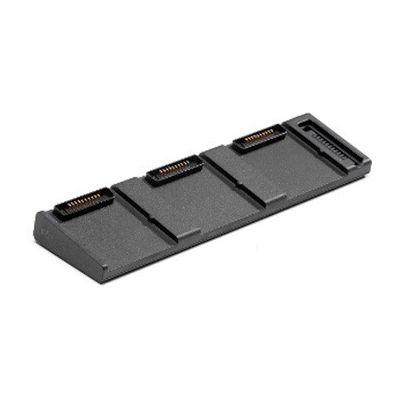 image DJI Mavic Air 2 - Hub de chargement pour batteries, adaptateur secteur, charge simultanément jusqu'à 3 batteries, compact et portable