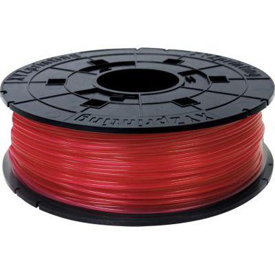 image Bobine de filament PLA, 600g, Rouge pour imprimante 3 D Junior Mini et nano