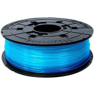 image Bobine de filament PLA, 600g, Bleu Clair pour imprimante 3 D Junior Mini et nano