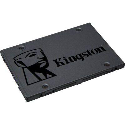 "image Kingston A400 SSD SA400S37/240G - SSD Interne 2.5"" SATA 240GB"