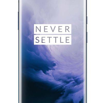 image OnePlus 7 Pro  Smartphone Débloqué 4G (Ecran: 6,67 pouces  12Go Ram  256Go Stockage) Nebula Blue [Version française]