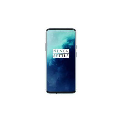 image OnePlus 7T Pro - Smartphone Débloqué 4G (Ecran 6,67 pouces -  8Go RAM - 256Go Stockage - Ecran Amoled 90 Hz) Haze Bleu [Version française]