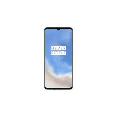 image OnePlus 7T - Smartphone Débloqué 4G (Ecran 6,55 pouces -  8Go RAM - 128Go Stockage - Ecran Amoled 90 Hz) Glacier Bleu [Version française]