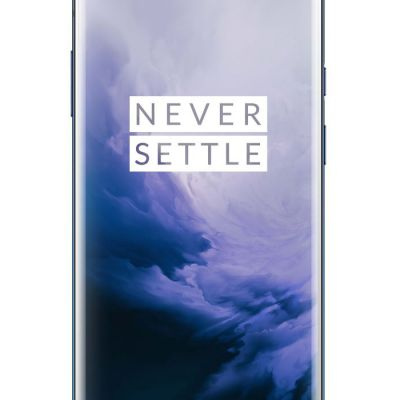 image Smartphone OnePlus 7 Pro Nebula Blue 256 Go et 8 Go RAM