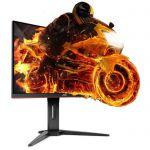"""image produit Écran PC incurvé 24"""" AOC C24G1 - full HD, LED VA, 144 H, 1 ms, FreeSync"""