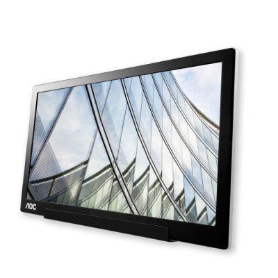 """image AOC I1601FWUX Écran Plat de PC 39,6 cm (15.6"""") Full HD LED, Noir"""