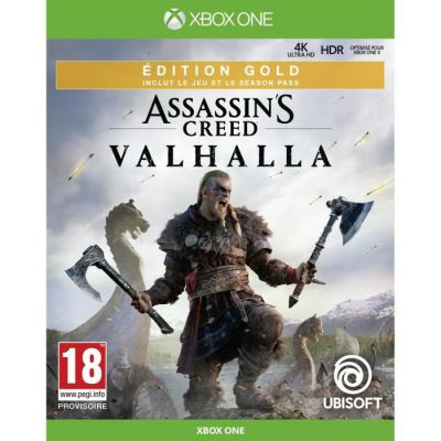 image Assassin's Creed Valhalla - Édition Gold - Xbox One & Xbox Series X