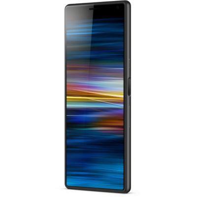 """image Sony Xperia 10 - Smartphone débloqué 4G (Ecran : 6"""" - 64 Go - Double Nano-SIM - Android) – Noir"""
