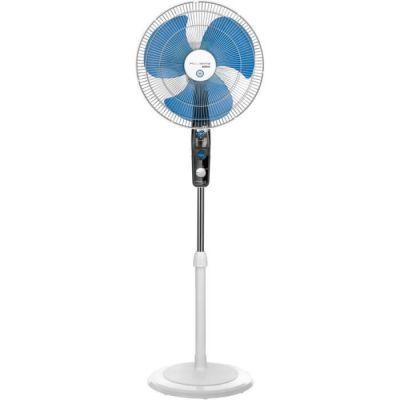 image Rowenta VU4210F0 Ventilateur sur Pied Anti-Moustiques 40 cm Mosquito Ultimate Protect 3 Vitesses 60W Hauteur Réglable Ventilation Blanc