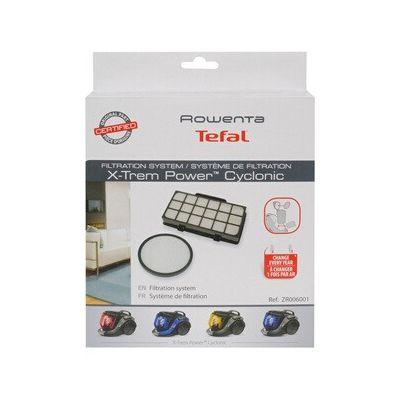 image Rowenta Filter-Set für X-Trem Power Cyclonic (RO69xx) ZR006001 Kit, Noir