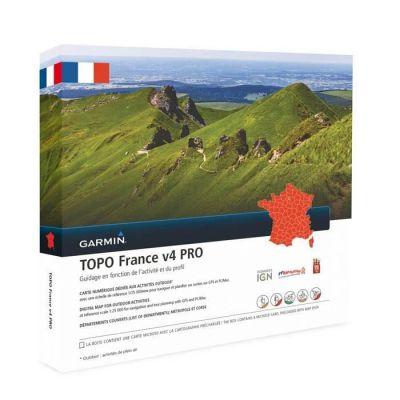 image Garmin  Carte Topo Garmin France V5 Pro ( Cartographie 010-12746-00)