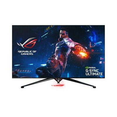 "image ASUS ROG PG65UQ - Ecran PC gaming grand format 65"" 4K - Dalle VA - 120Hz - 4ms - 3840x2160 - 1000cd/m² - 4x HDMI, Display Port et 2x USB3.0 - G-Sync Ultimate - Display HDR 1000 - Haut-parleurs 2x15W"