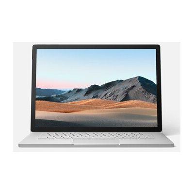 """image Microsoft Surface Book 3, 15"""" Argent (Core i7, 16Go de RAM, GPU 256Go, Windows 10 Home S) - Clavier AZERTY Français + Microsoft Office 365 Home   Téléchargement"""