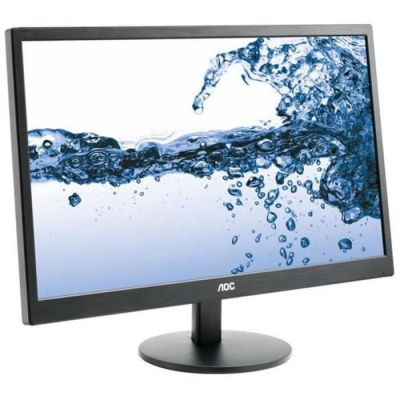 "image AOC E2270SWDN Ecran PC LED 21"" 1920 x 1080 5 ms DVI/D-Sub"