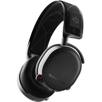 image SteelSeries Arctis 7 - Casque de Jeu sans Fil et sans Perte - Son Surround DTS Headphone:X v2.0 pour PC et PlayStation 4 - Noir