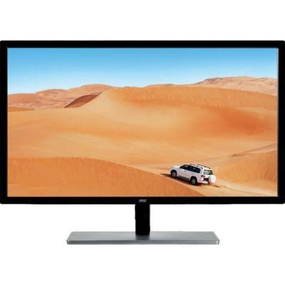 """image produit AOC Value-Line Q3279VWF écran Plat de PC 80 cm (31.5"""") Quad HD LED Noir - Écrans Plats de PC (80 cm (31.5""""), 2560 x 1440 Pixels, Quad HD, LED, 5 ms, Noir) - livrable en France"""