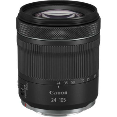 image Canon Objectif RF 24-105mm F4-7.1 IS STM Noir
