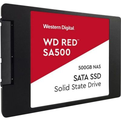 """image WD Rouge 500Go NAS SSD 2.5"""" SATA"""