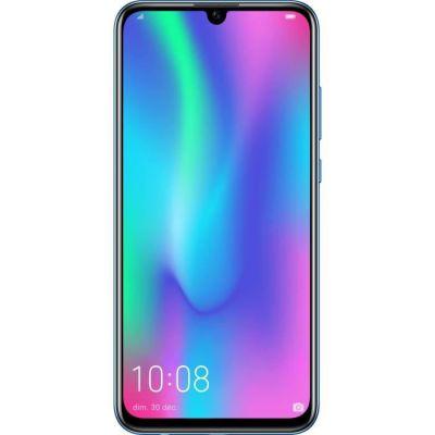 image Honor 10 Lite, Smartphone débloqué, 4G (6,21 Pouces, 64 Go, 3Go RAM, Double Nano SIM ou Nano SIM + Micro SD, Android P) Bleu saphir [Version française]