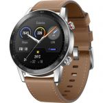HONOR MagicWatch 2 silver / brown 46mm