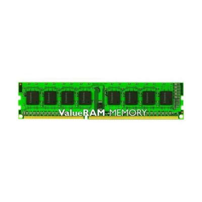 image Kingston KVR16N11S6/2 RAM 2Go 1600MHz DDR3 Non-ECC CL11 DIMM 240-pin, 1.5V